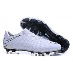 Nike Hypervenom Phantom III FG Fotbollsskor för Män - Vit