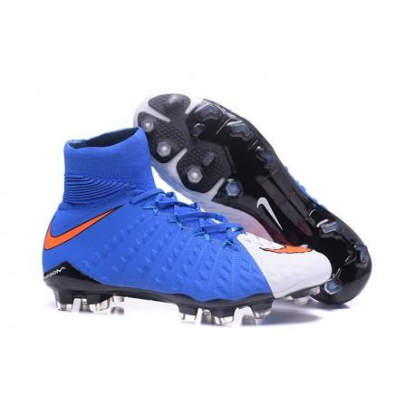 Fotbollsskor Nike Hypervenom Phantom III Dynamic Fit FG -