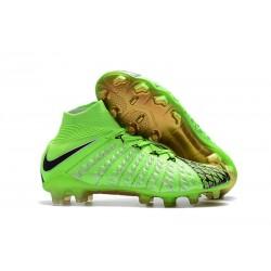 Nike Fotbollsskor Hypervenom 3 Elite DF FG Herr -