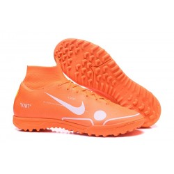 Nike Mercurial SuperflyX VI Elite TF för Barn - Orange