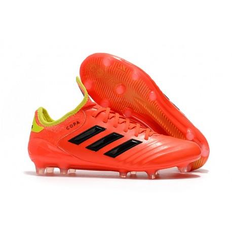 best service 3a327 85ff9 adidas Copa 18.1 FG Fotbollsskor för Herrar - Orange Svart