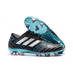 adidas fotbollsskor Nemeziz Messi 17+ 360 Agility FG - Blå Vit