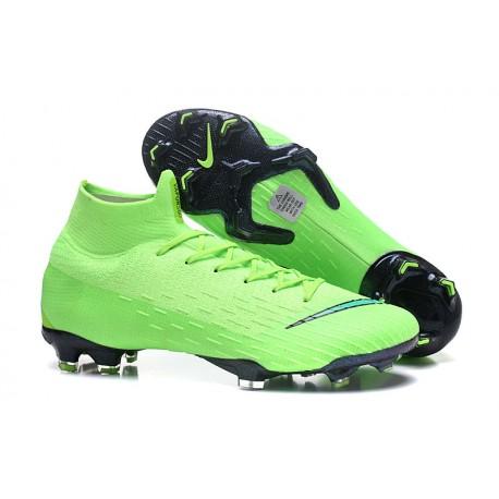 Nike Mercurial Superfly VI 360 Elite FG Fotbollsskor Barn -