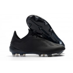 Fotbollsskor adidas X18.1 FG Herr - Svart