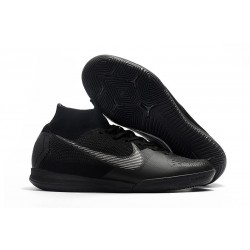 Nike Mercurial SuperflyX VI Elite IC Fotbollsskor - Svart