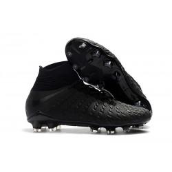 Nike Hypervenom Phantom 3 Elite FG Fotbollsskor för Män - Svart Silver