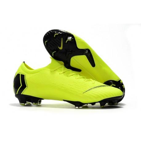 low priced 881fa 2b66d Nike Mercurial Vapor XII Elite FG ACC Fotbollsskor för Män - Volt Svart