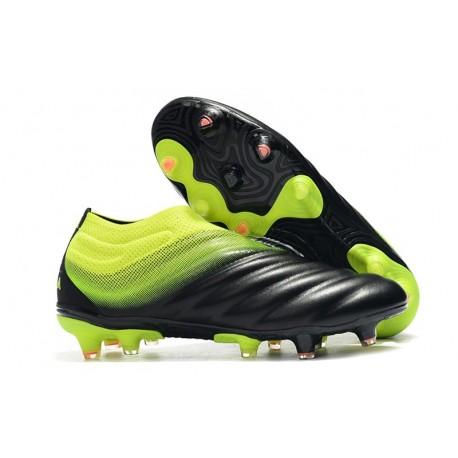 new product 9d5ff 7dc48 adidas Copa 19+ FG Fotbollsskor för Herr - Svart Grön