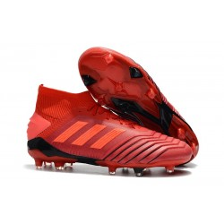 Fotbollsskor adidas Predator 19.1 FG för Herrar -