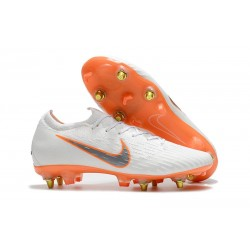 Nike Mercurial Vapor 12 Elite SG-PRO Anti-Clog Vilt Orange