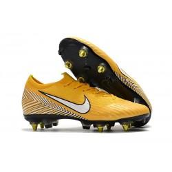 Nike Mercurial Vapor 12 Elite SG-PRO Anti-Clog Neymar Gul Vit