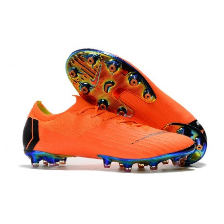Nike Mercurial Vapor 360 Elite AG-Pro Orange Svart
