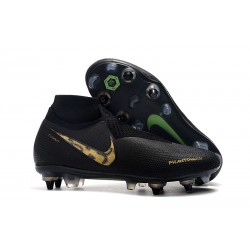 Nike Phantom Vision Elite DF SG-PRO Anti-Clog Black Lux