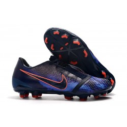 Nike Phantom Venom Elite FG Fotbollsskor Fully Charged - Navy/Svart