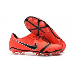 Nike Phantom Venom Elite FG Fotbollsskor Game Over - Röd/Svart