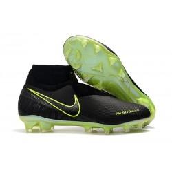 Fotbollsskor för Herr Nike Phantom Vsn Elite DF FG - Svart Volt