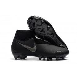 Fotbollsskor Nike Phantom Vision Elite Dynamic Fit FG - Svart