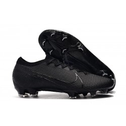 Nike Mercurial Vapor 13 Elite FG Fotbollsskor för Män - Svart