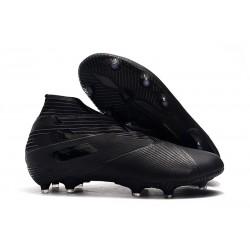 adidas Fotbollsskor för Män Nemeziz 19+ FG Svart