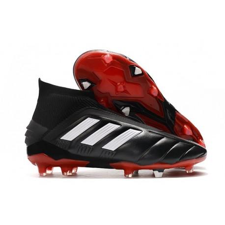 adidas Predator Mania 19+FG ADV Fotbollsskor för Herrar -Svart