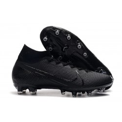 Nike Mercurial Superfly 7 Elite AG-PRO Svart