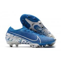 Nike Fotbollsskor Mercurial Vapor XIII Elite AG-Pro Blå Vit