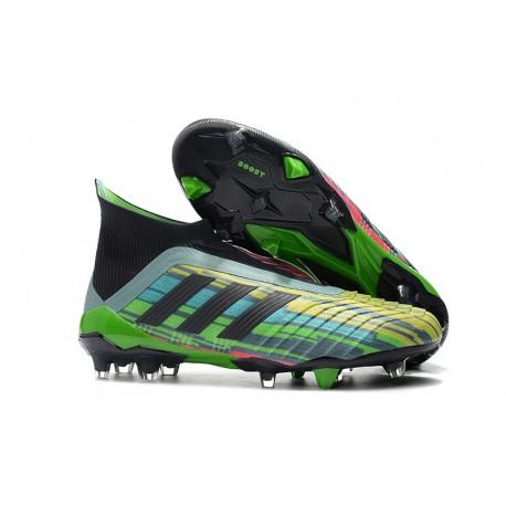 Adidas Predator 18+ FG Fotbollsskor för Herr -