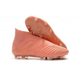 adidas Predator 18+ FG Fotbollsskor för Damer - Rosa