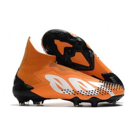 adidas Predator mutator 20+ FG Fotbollsskor Orange Vit Svart