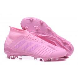 adidas Predator 18.1 FG Fotbollsskor för Män - Rosa
