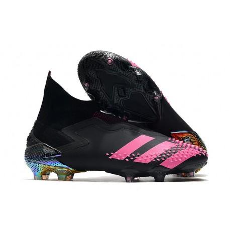 Fotbollsskor för Män adidas Predator Mutator 20+ FG Svart Rosa