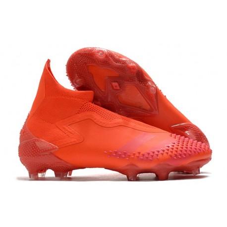 Fotbollsskor för Män adidas Predator Mutator 20+ FG Locality - Röd