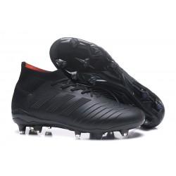 adidas Predator 18.1 FG Fotbollsskor för Män - Svart