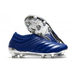 adidas Copa 20+ FG fotbollsskor Inflight - Blå Silver