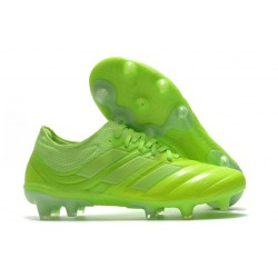 Fotbollsskor för Herrar adidas Copa 20.1 FG Locality - Grön