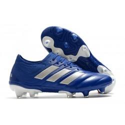 Fotbollsskor för Herrar adidas Copa 20.1 FG Inflight - Blå Silver