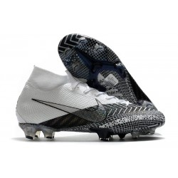 Nike Mercurial Superfly7 Elite DF FG Dream Speed 3 - Vit Svart